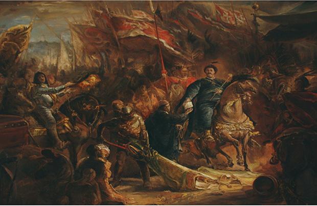 Kaplica Jana III Sobieskiego na Kalenbergu symbolem chwały oręża polskiego
