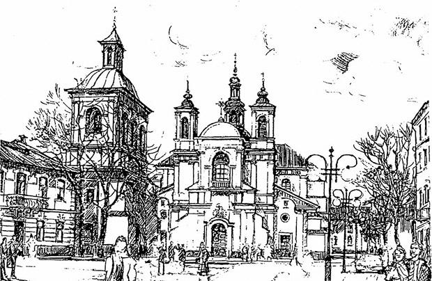Opowieść o Stanisławowie i ulicach, których już nie ma