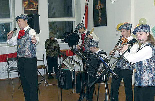 Piosenki lwowskie, pieśń patriotyczna, program jazzowy
