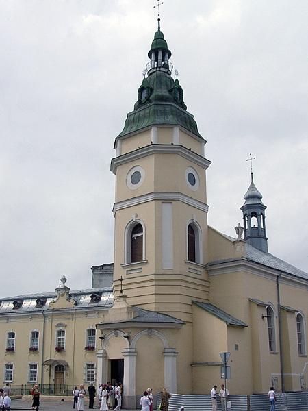 Kościół św. Anny we Lwowie