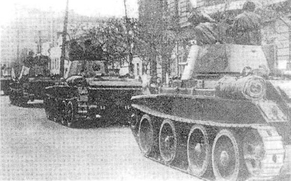 Kompania harcerska obrony Lwowa 1939 r.