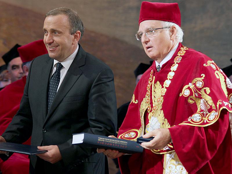 Marszałek Sejmu RP we Lwowie