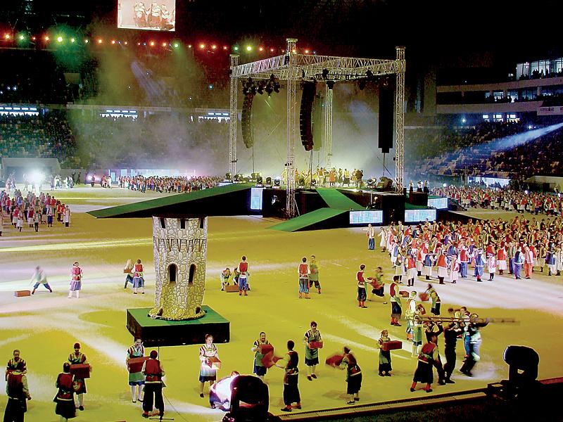 Stadion we Lwowie otwarty