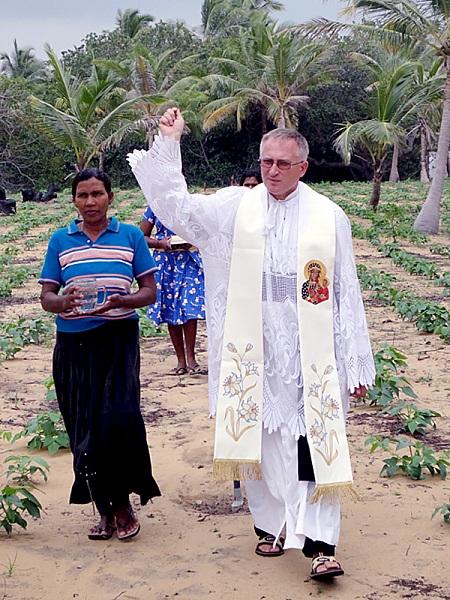 Polak na Sri Lance