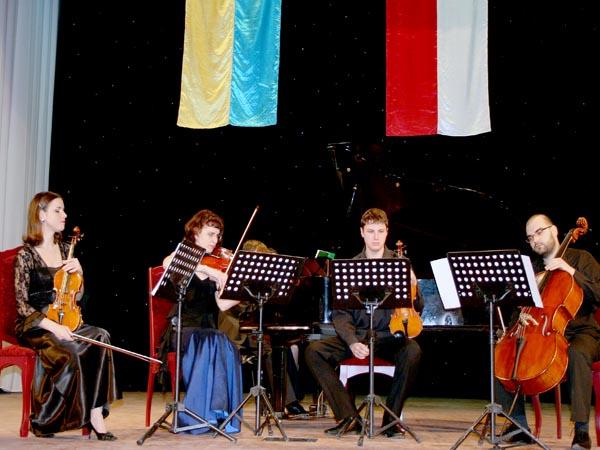 Święto muzyki skrzypcowej