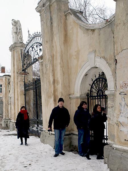 Co dalej z pałacem Potockich w Stanisławowie?