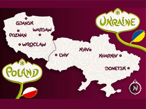 Kalendarz rozgrywek EURO 2012