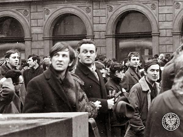 44. rocznica Marca 1968
