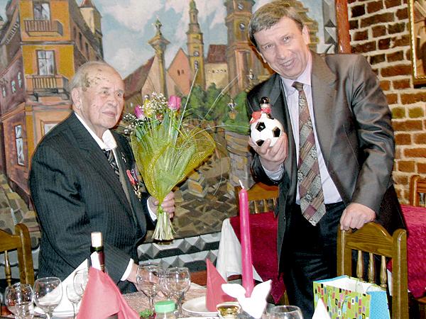 Tadeusz Furta skończył 102 lata!