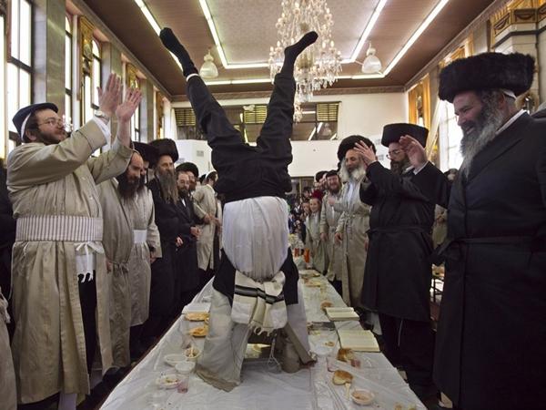Karnawałowe święto Purim