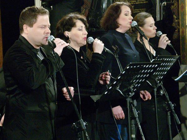 Pop-oratorium w katedrze lwowskiej