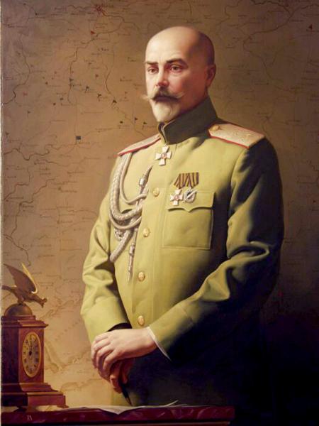 Anton Denikin (Fot. lichnosti.net)
