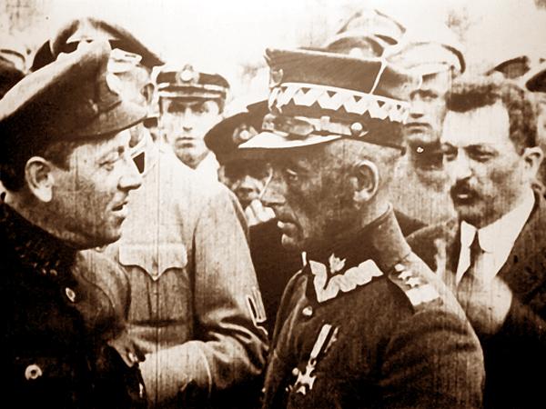 Umowa warszawska 1920