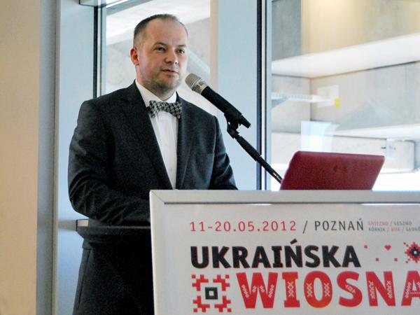 Nowy konsul honorowy Ukrainy w Poznaniu