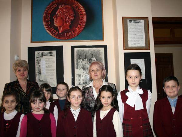 Tradycje Słowackiego w Tarnopolu