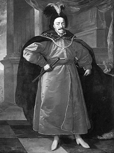 Jan Kazimierz, Daniel Schultz (Fot. en.wikipedia.org)