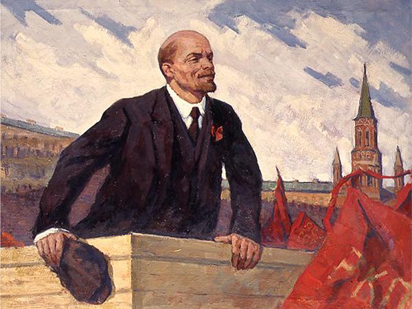 Nowy pomnik Lenina na Ukrainie