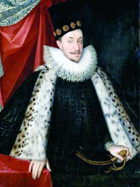 Martin Kober, Zygmunt III Waza (Fot. pl.wikipedia.org)