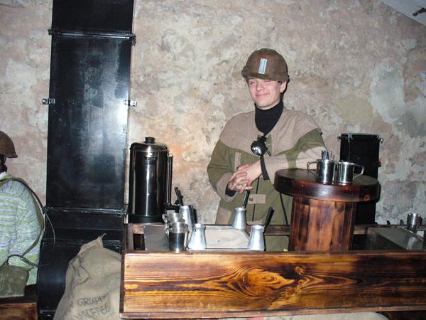 Kopalnia kawy pod Pałacem Lubomirskich