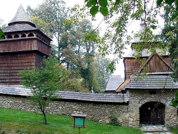Drewniane cerkwie Karpat – dziedzictwo światowe