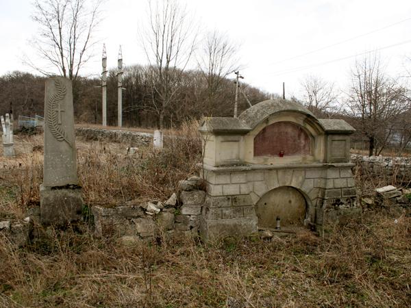 Cmentarz w Kolędzianach (Fot. Sabina Różycka)