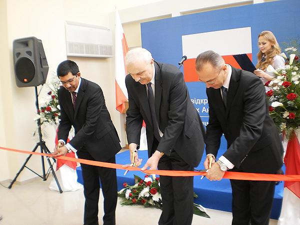 W Łucku otwarto kolejne Centrum Wizowe