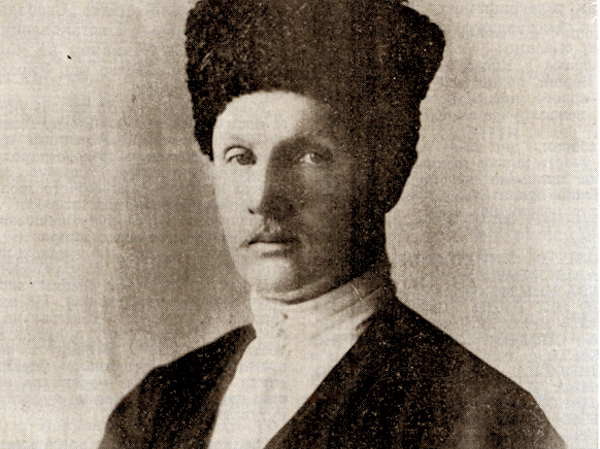 Pawło Skoropadski (Fot. www.quebec-ukraine.com)