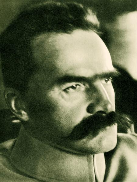 Józef Piłsudski (Fot. pl.wikipedia.org)