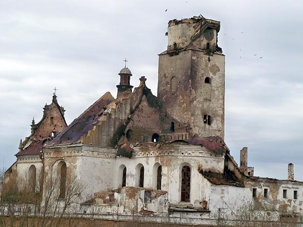 W spalonym klasztorze będzie muzeum