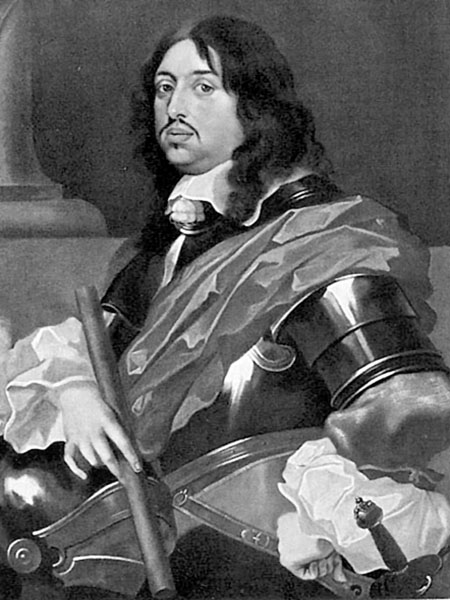 Sébastien Bourdons, Karl X Gustav (Fot. pl.wikipedia.org)