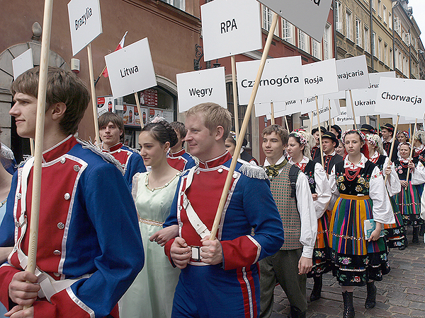 Dzień Polonii i Dzień Flagi w Warszawie