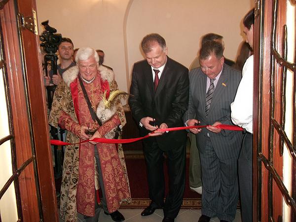Wizyta polskiego posła do PE w Dubnie