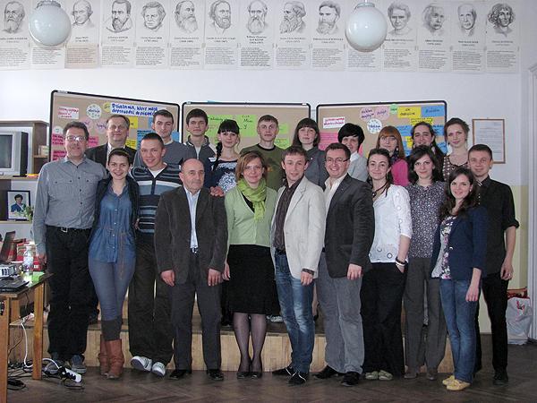 Nowa organizacja młodzieżowa we Lwowie?