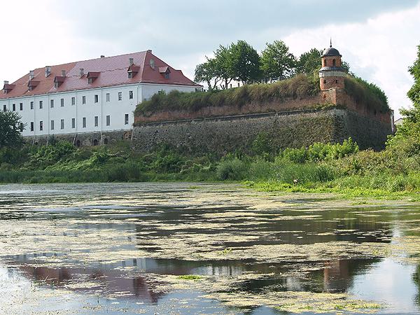 Zamek w Dubnie (Fot. Agnieszka Ratna)