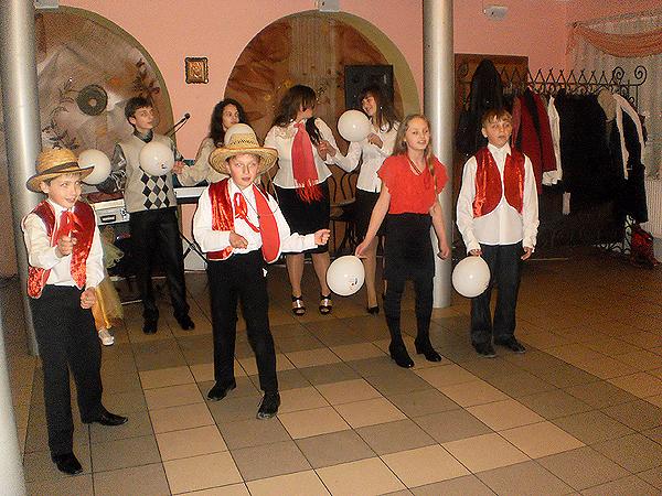 Goście z Opola w Obertynie