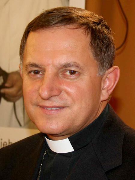 O spotkaniach abpa Mokrzyckiego w Watykanie