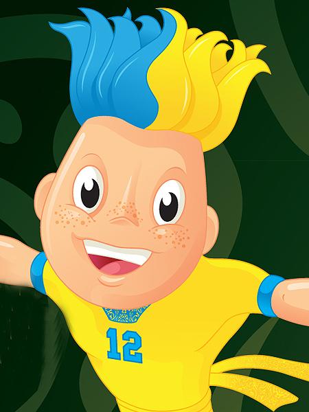 Mamy skład ekipy Ukrainy na EURO 2012!