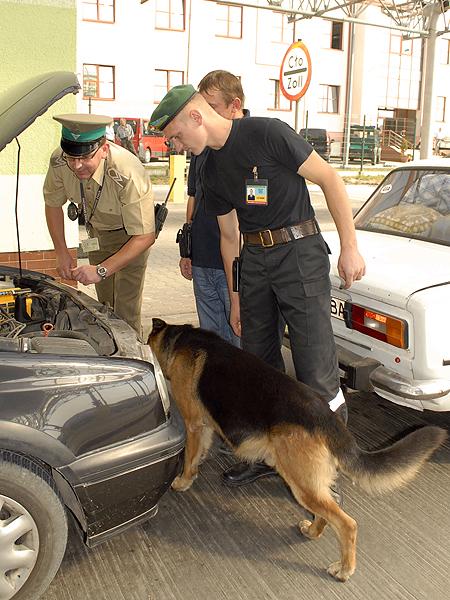 Fot. archiwum Służb Granicznych Ukrainy