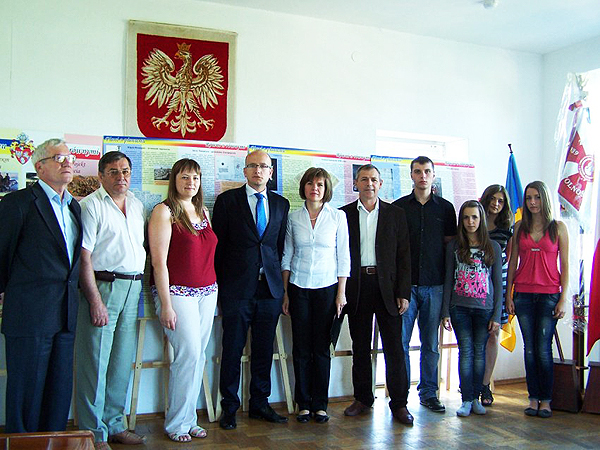 W Żytomierzu historia łączy narody
