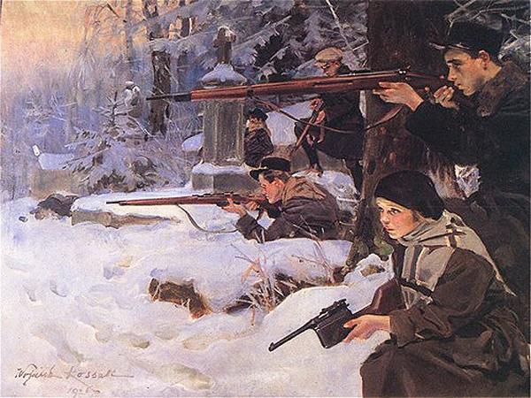 Orlęta Lwowskie patronami estakady