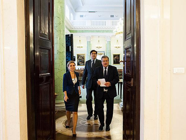 Spotkanie z ekspertami o Ukrainie