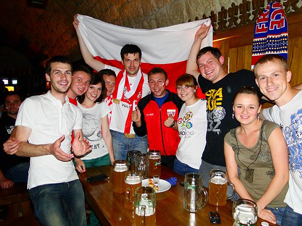 Euro 2012 we Lwowie