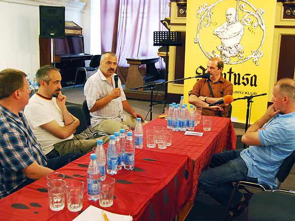 """""""Mytusa"""": kto jest gospodarzem w Karpatach?"""