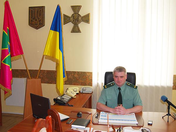 Ukraińska Straż Graniczna gotowa do Euro 2012