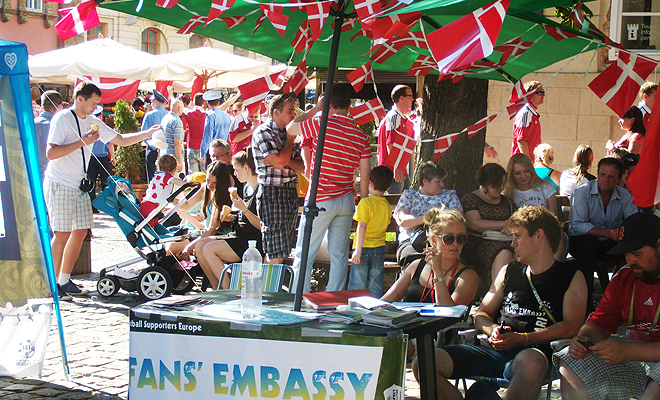 Euro 2012 we Lwowie oczami kibica