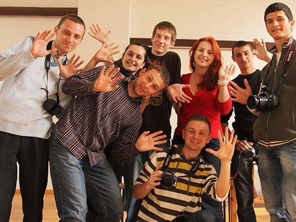 Warsztaty fotograficzne dla młodzieży
