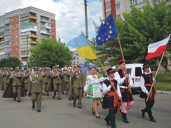 Dni Kultury Polskiej w Nowym Rozdole