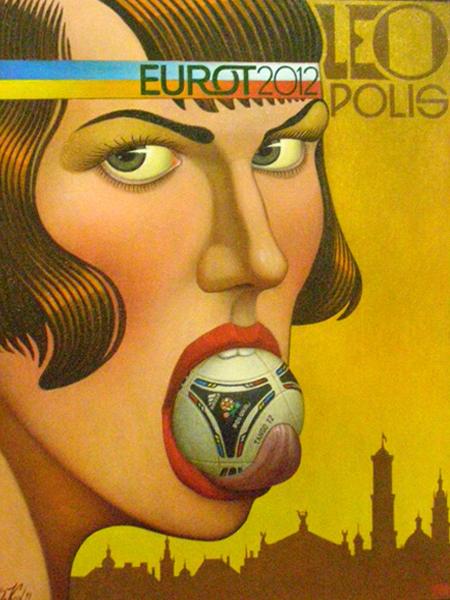 Wystawa dzieł sztuki EURO 2012
