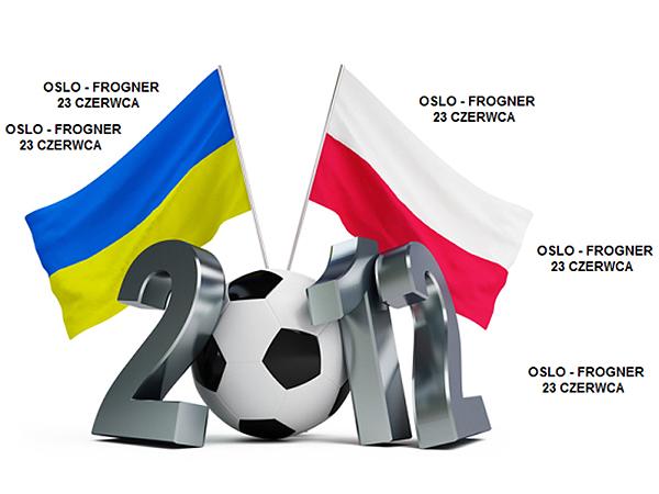 Towarzyski mecz Polska – Ukraina w Oslo