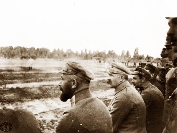 Józef Piłsudski o piłce nożnej